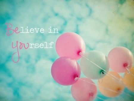 Bạn có tin vào chính mình không?