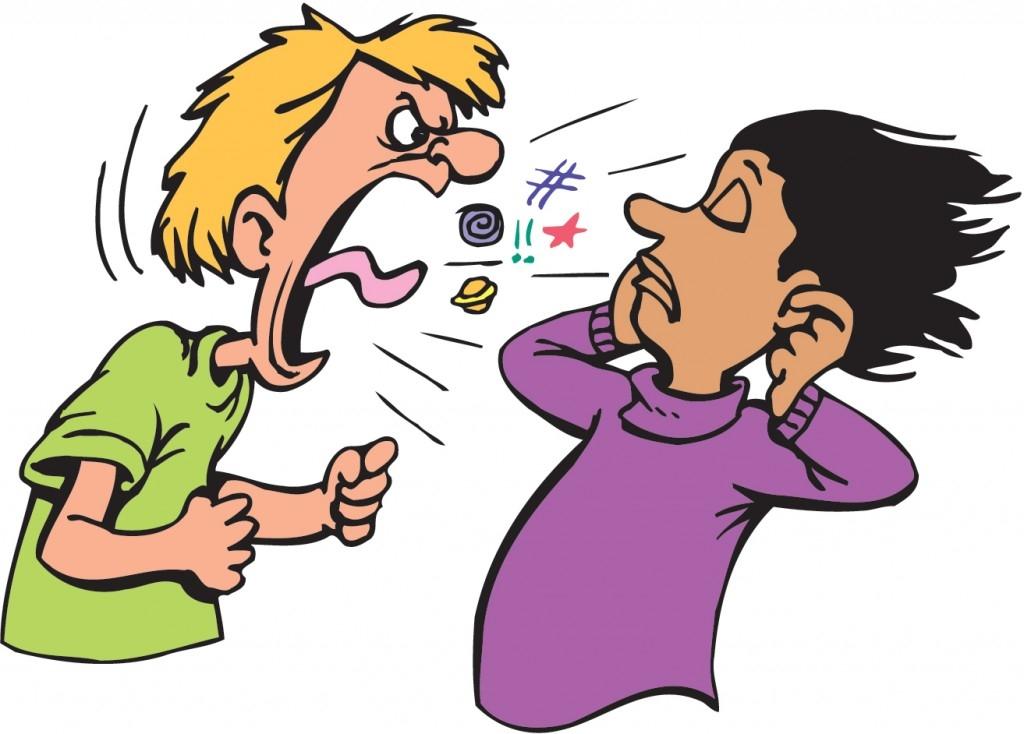 Bài học về việc cãi nhau