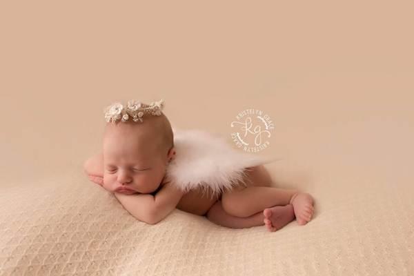 Bộ ảnh: thiên thần nhỏ say giấc khiến cư dân mạng đắm đuối