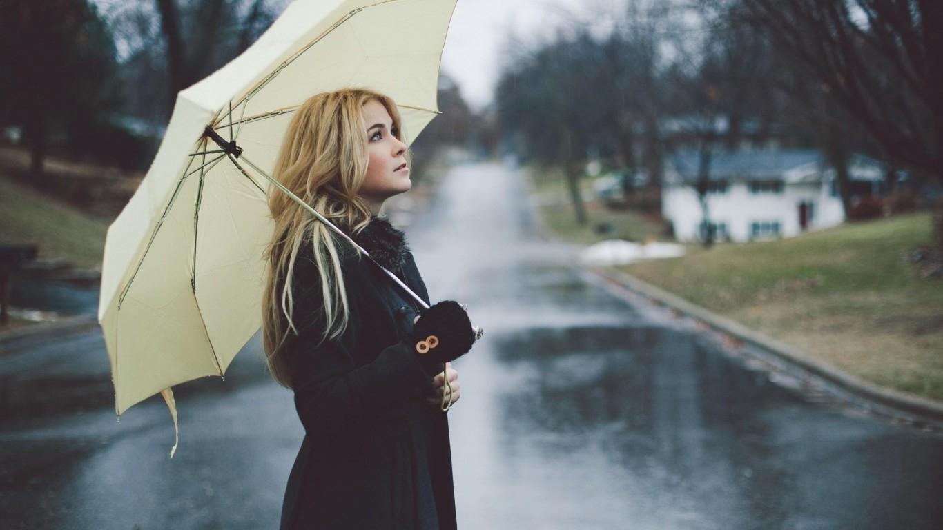 Thơ: Đơn phương ngày mưa