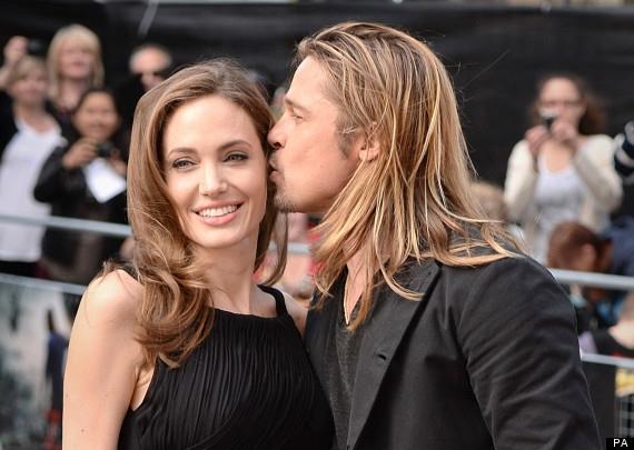 Cảm động với bức thư Brad Pitt viết cho Angelina Jolie