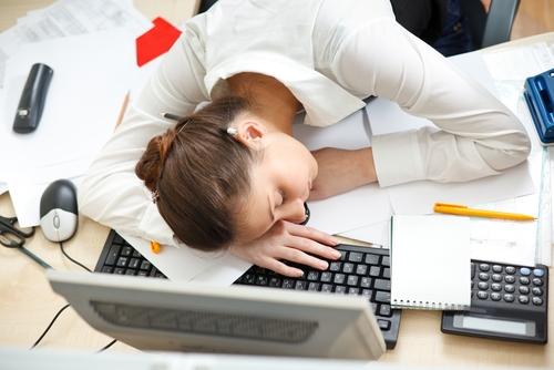 Làm gì đây khi bạn quá mệt mỏi với công việc?