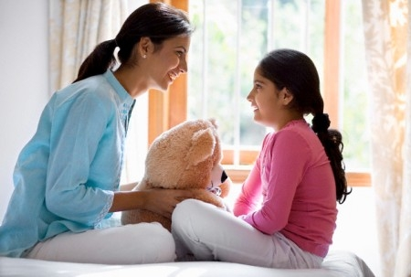 Là con gái, hãy nhớ 8 điều này con nhé!