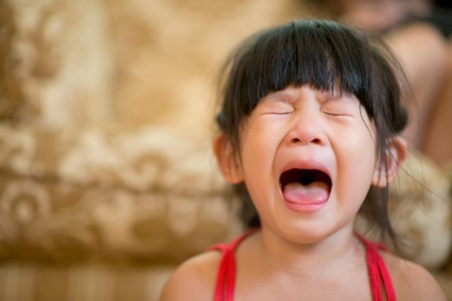 Một người phụ nữ sẽ thực sự hạnh phúc khi thấy con mình khóc