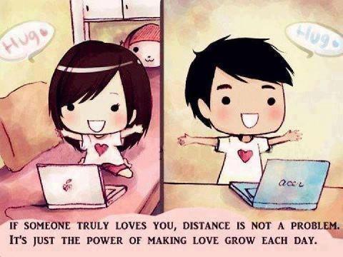 Đừng vì quá cô đơn mà chọn yêu xa!