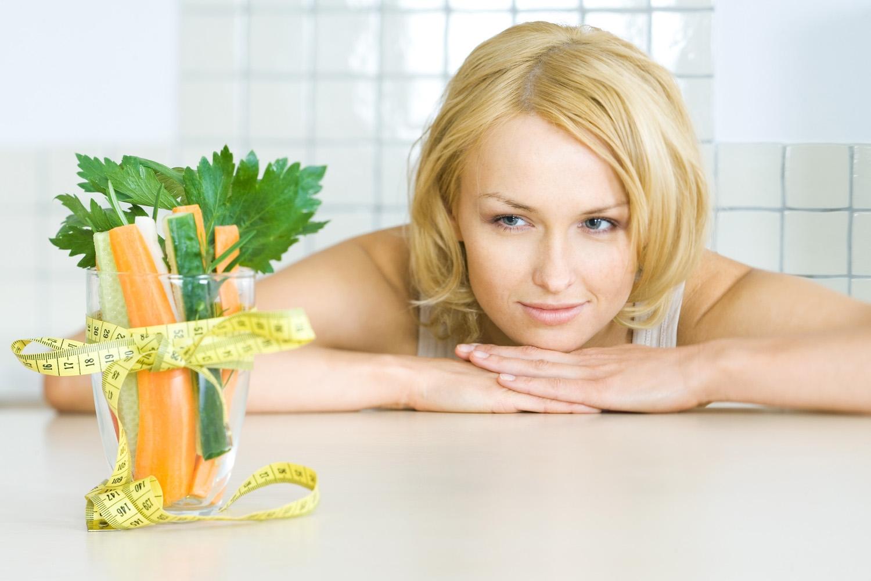 Thói quen ăn uống của phụ nữ mảnh dẻ