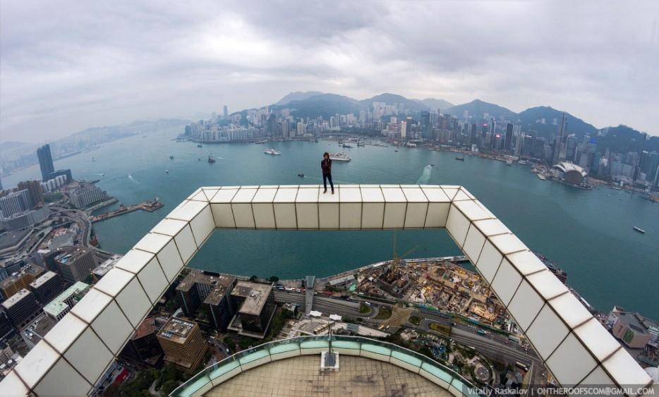 22 bức ảnh được chụp ở độ cao kinh hoàng