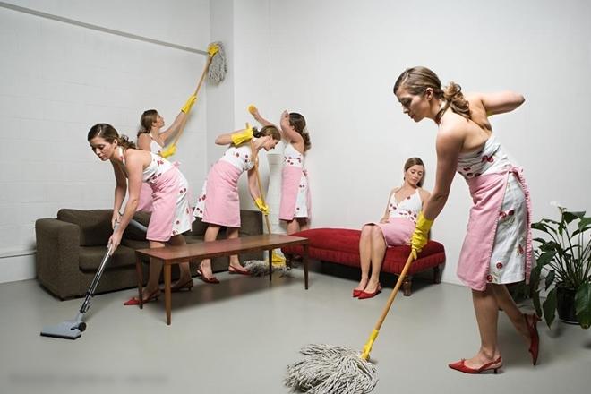 Chòm sao nữ nào đảm việc nhà nhất?