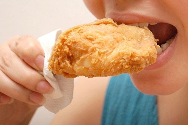 Bắt bệnh qua sở thích ăn uống