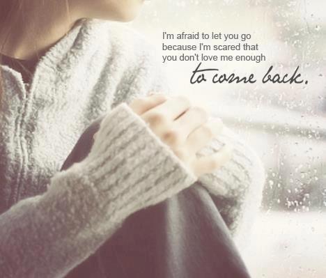 Chỉ vì nếu ta mất nhau rồi...