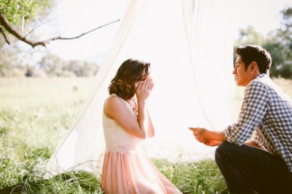 Cách khiến 12 cung hoàng đạo nam phải cầu hôn bạn