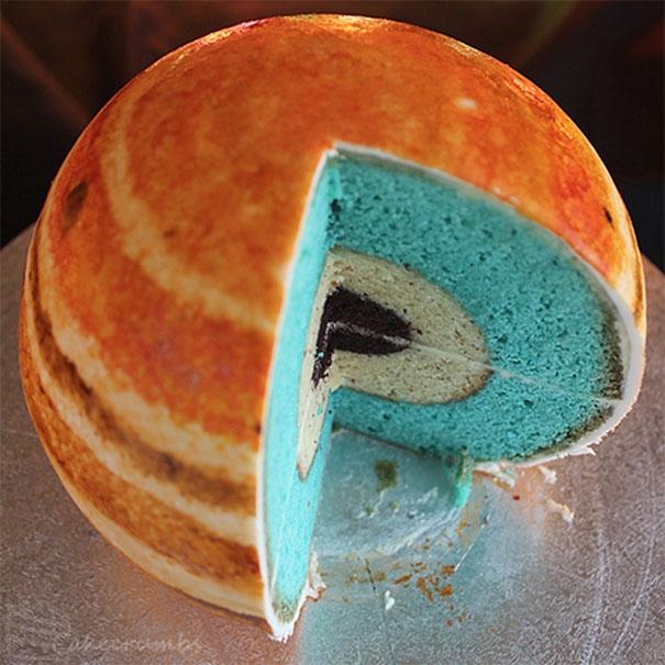 Bộ ảnh: 15 chiếc bánh kem bạn sẽ không muốn ăn vì… quá dễ thương