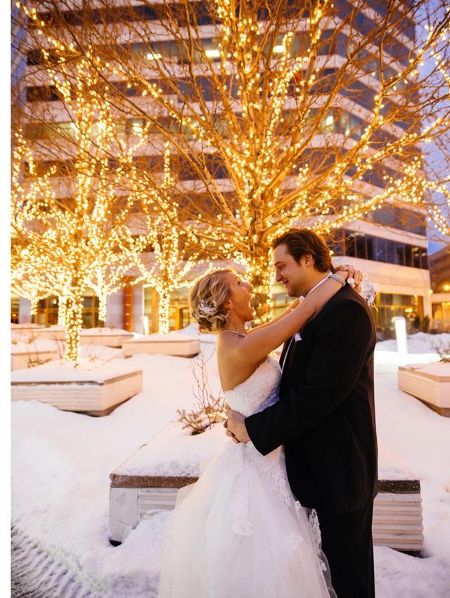 19 bức ảnh cưới với ánh sáng cổ tích khiến tim bạn tan chảy