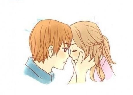 Tranh vui: 8 kiểu hôn cực cute mà ai cũng thích mê