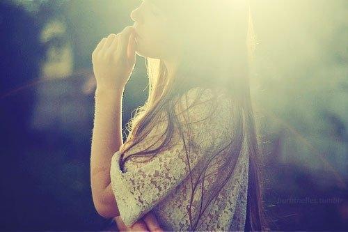 Con gái dại khờ nhất chính là lúc đang yêu