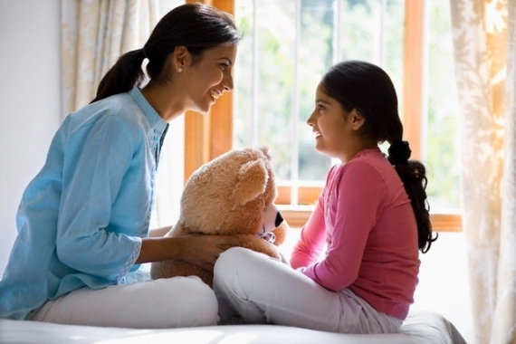 Những bài học tình yêu khôn ngoan nhất mẹ dạy con gái