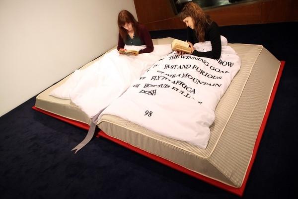 Ngắm nhìn 16 chiếc giường độc đáo khiến bạn chỉ muốn… đi ngủ luôn và ngay!