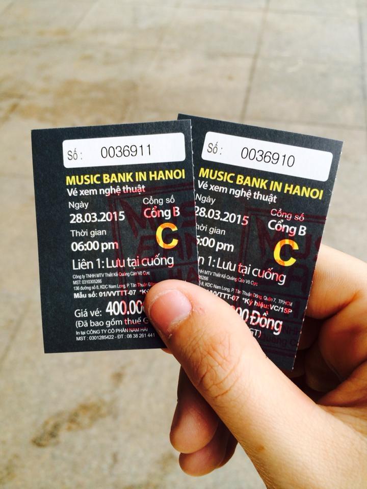 Music Bank: Gây thất vọng và bức xúc cho Fan Việt trước đêm diễn.