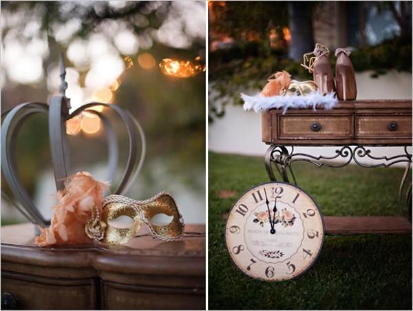 Bí kíp tổ chức một hôn lễ lung linh như cổ tích Cinderella