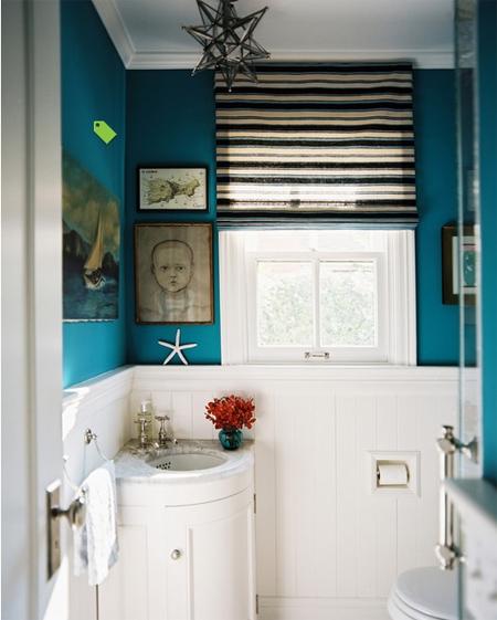 12 mẹo thiết kế dành cho không gian nhà vệ sinh nhỏ hẹp