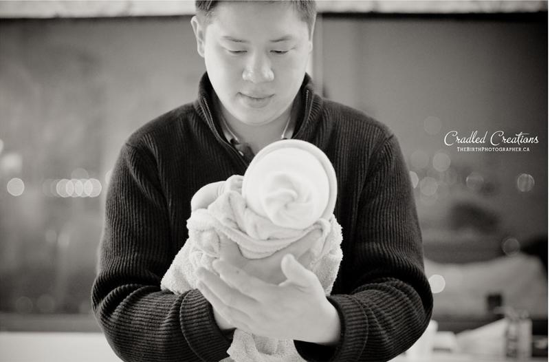 """Những thước ảnh trên """"hành trình làm cha"""" khiến tim bạn tan chảy"""
