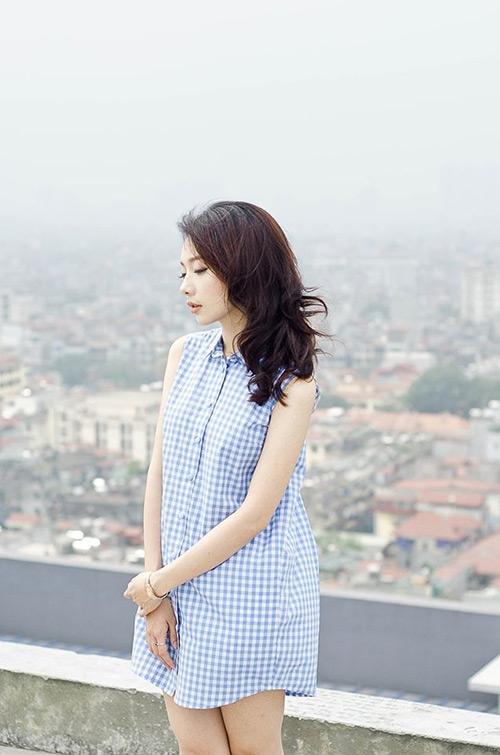 Phái đẹp phát cuồng với những biến thể trẻ trung của váy sơ mi