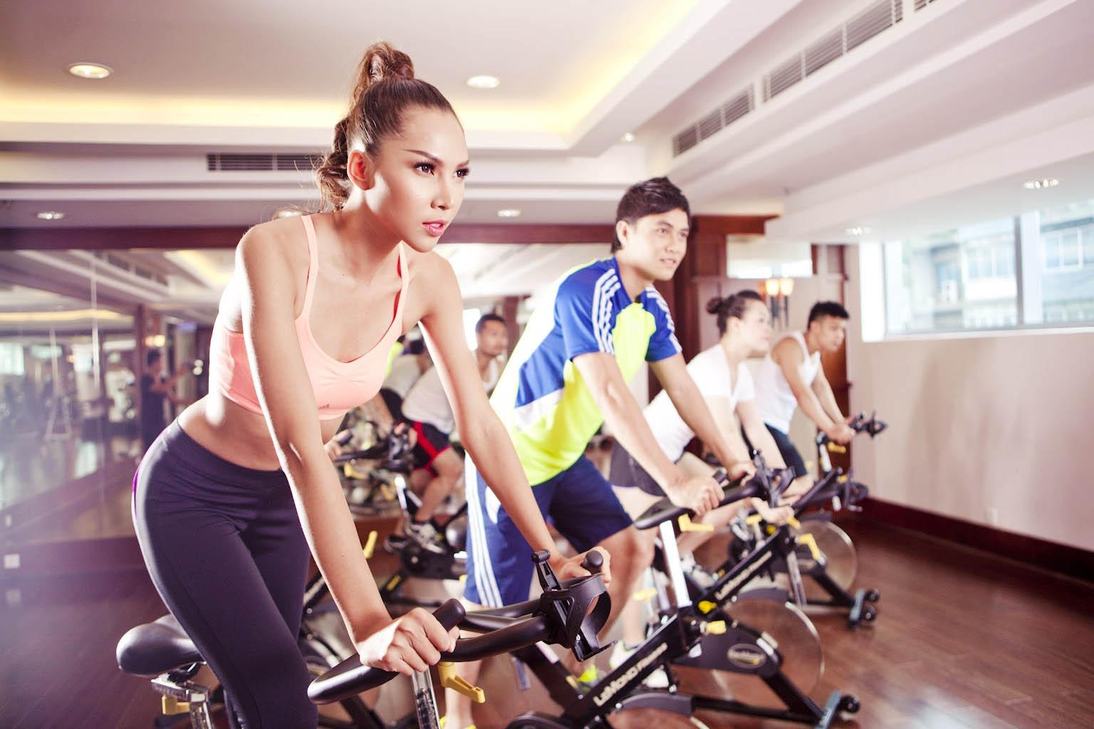 Bí quyết không tăng cân trở lại sau khi tập thể dục