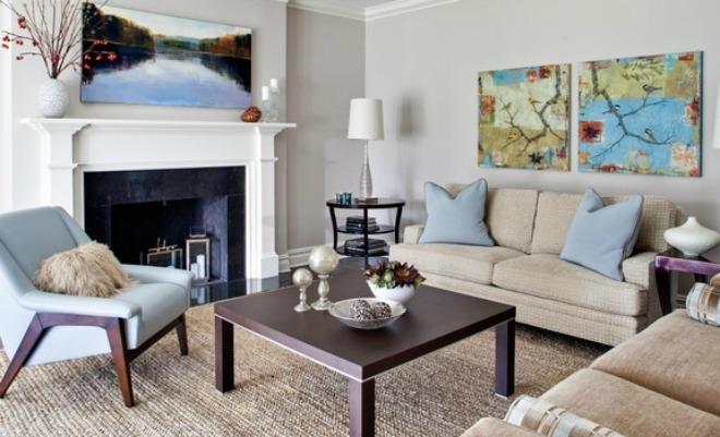 Các loại vật liệu tự nhiên hay được dùng trong trang trí nhà cửa