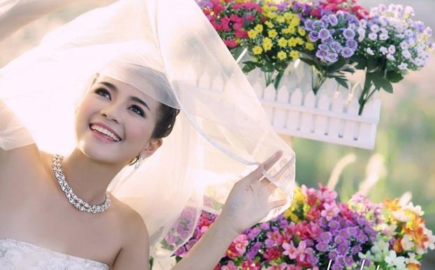 Bí quyết trang điểm nổi bật cho cô dâu chụp hình cưới