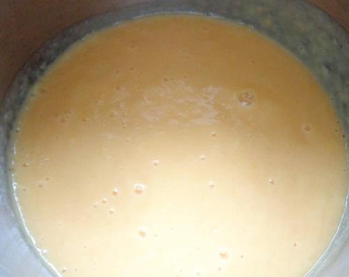 Pudding xoài thơm ngon, thanh mát