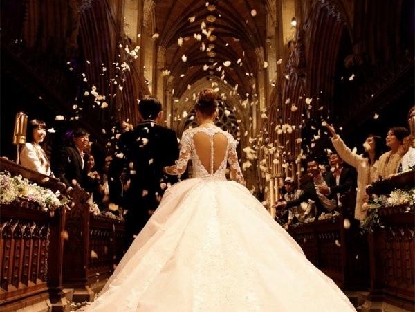 8 lời thề đáng yêu dành cho các cặp đôi trong hôn lễ