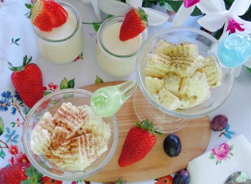 Cách làm sữa chua dẻo đầy hấp dẫn cho mùa hè