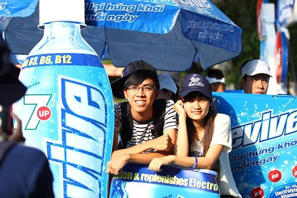 Đo sức trẻ sinh viên tại Giải thể thao sinh viên Việt Nam.
