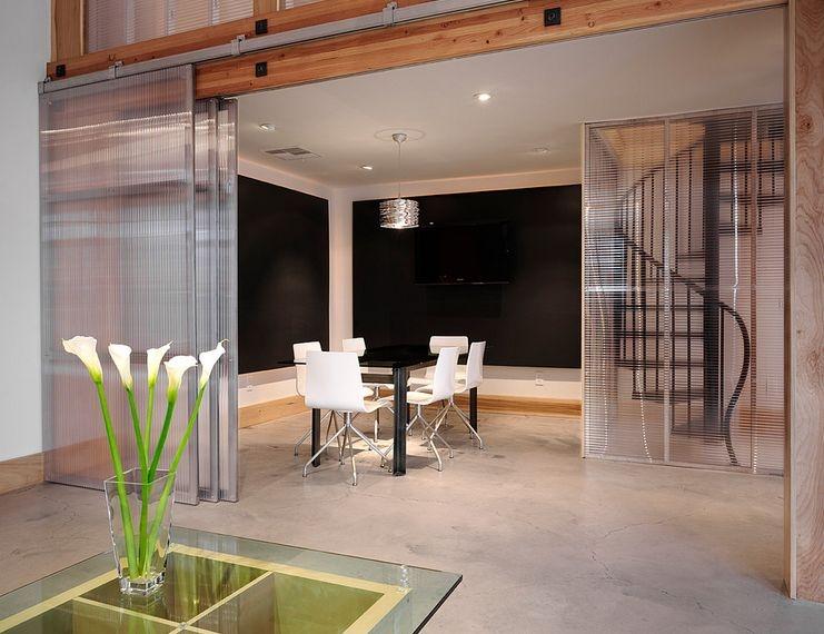 Biến hoá linh hoạt cho căn hộ với cửa trượt