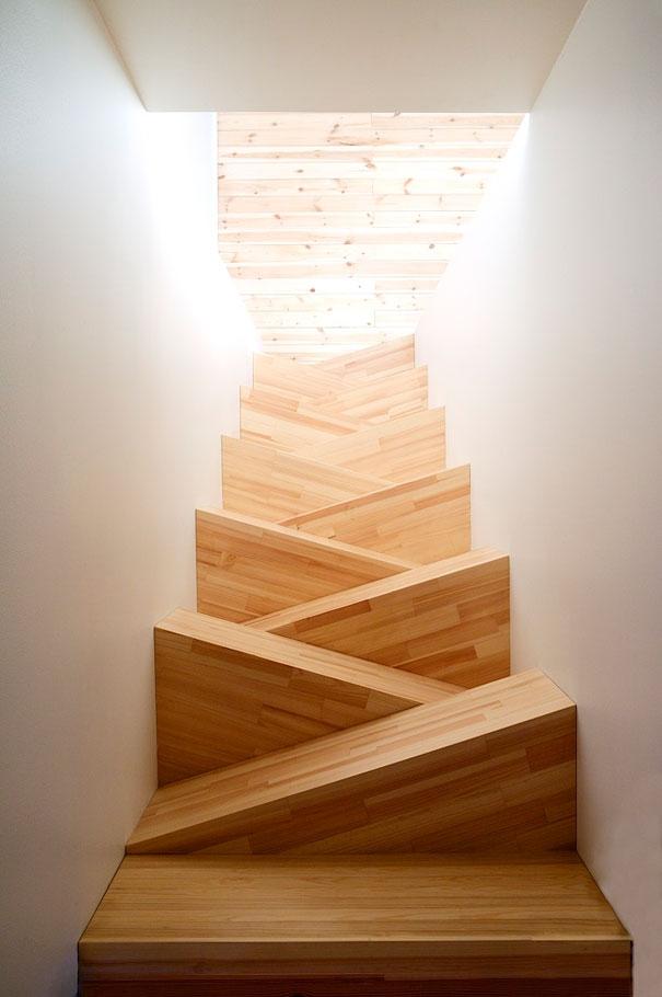 12 mẫu cầu thang sẽ hút hồn bạn ngay lập tức