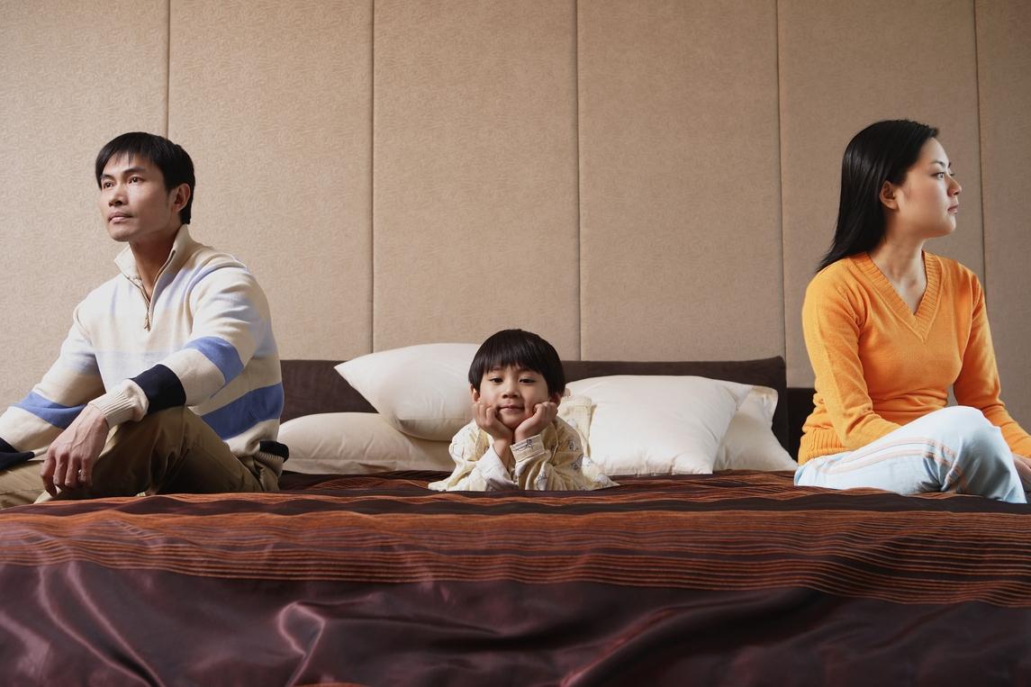 Khẩu chiến vợ chồng và cách hòa giải êm đẹp