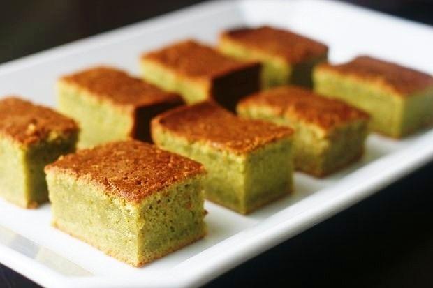 Mách bạn cách làm bánh mochi trà xanh siêu hấp dẫn