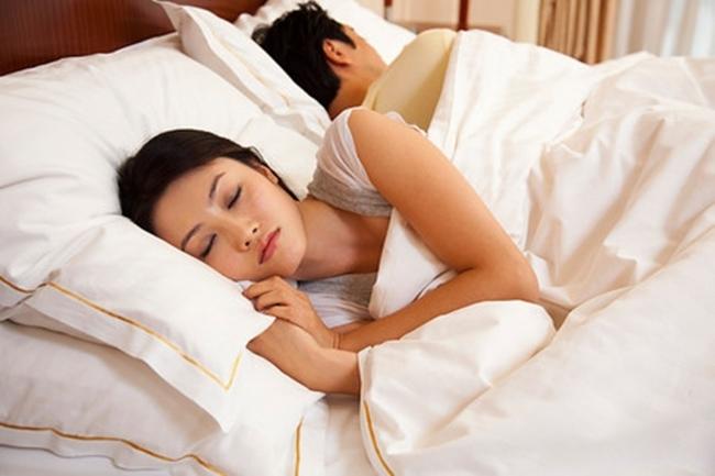 Đau khổ vì chuyện vợ chồng không hòa hợp