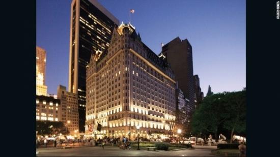 Khám phá 10 khách sạn sang trọng nhất thế giới