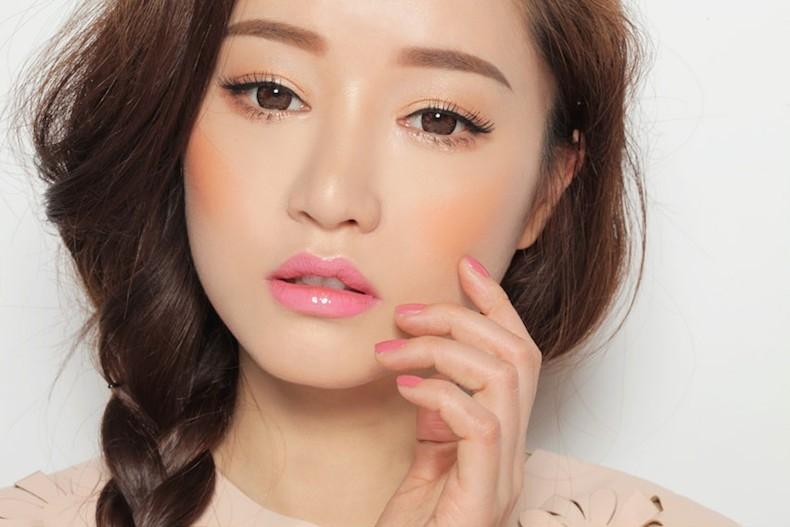 4 xu hướng trang điểm thịnh hành kiểu Hàn Quốc
