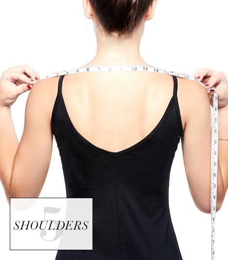 6 bước tự đo cơ thể giúp mua hàng trực tuyến chuẩn hơn