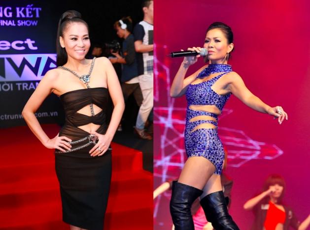 Những trang phục tạo điểm nhấn trong phong cách của Thu Minh - Ảnh 10