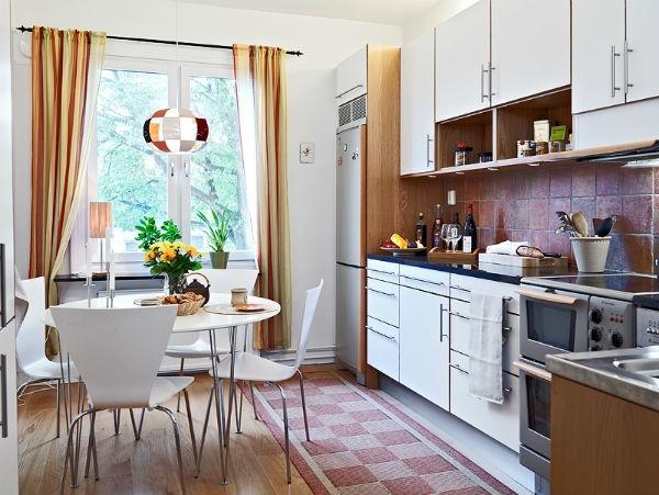 Mẹo hay giúp căn bếp trở nên ấm cúng và nổi bật