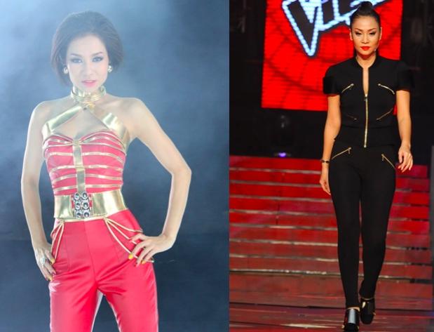 Những trang phục tạo điểm nhấn trong phong cách của Thu Minh - Ảnh 6