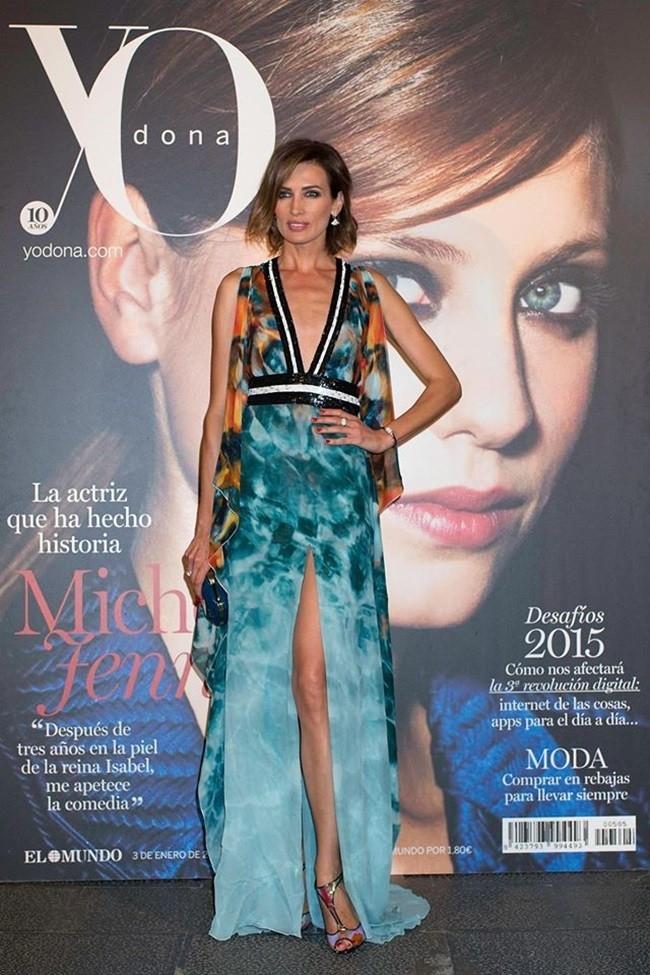 Sao lộng lẫy dự tiệc Yo Dona Awards 2015
