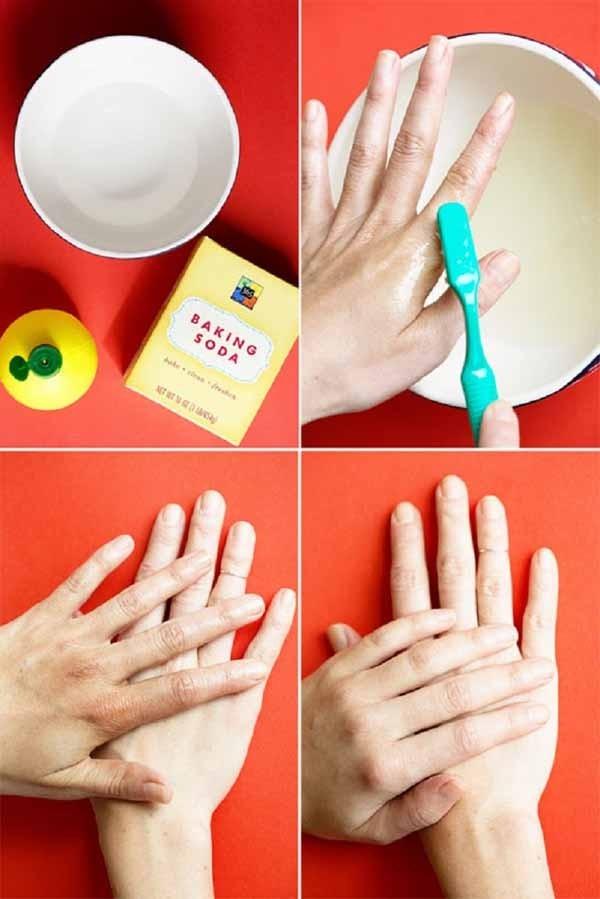 Bất ngờ với tác dụng làm đẹp của bàn chải đánh răng