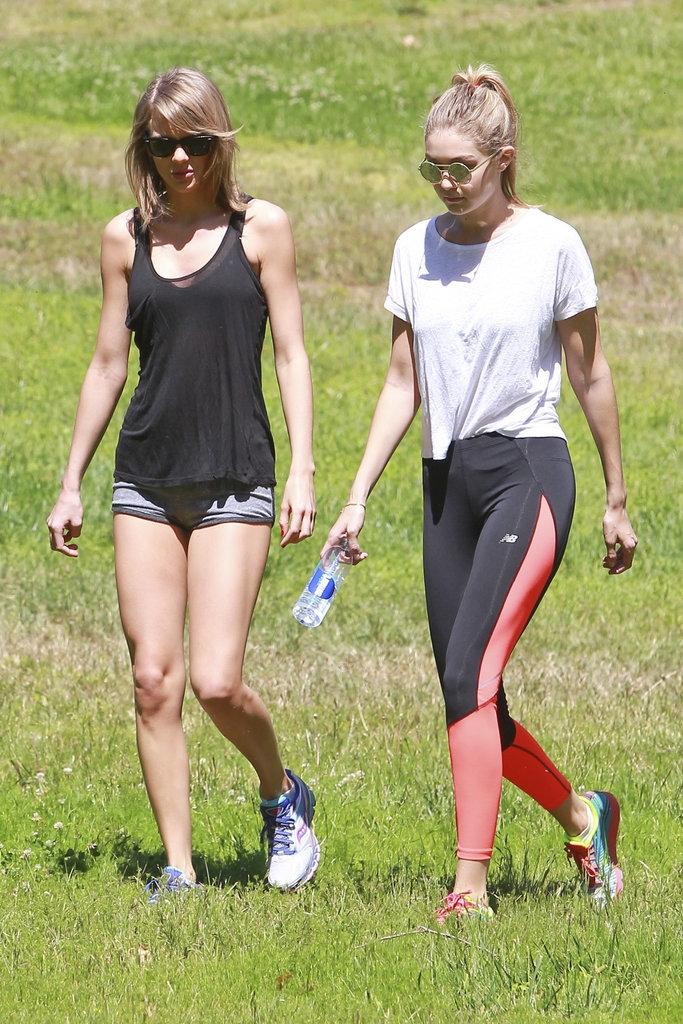 Sao Hollywood rủ nhau tập thể dục cuối tuần