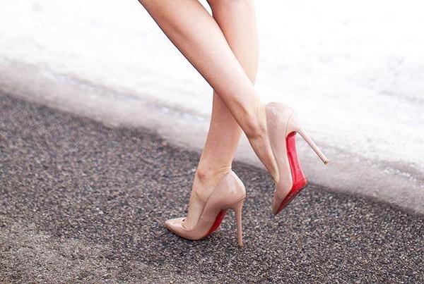 4 tuyệt chiêu giúp chọn giày cao gót phù hợp
