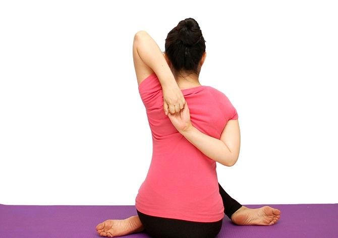 Những bài tập thể dục giúp cánh tay săn chắc