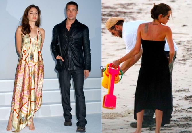 Chặng đường 11 năm của nhà Brad - Jolie